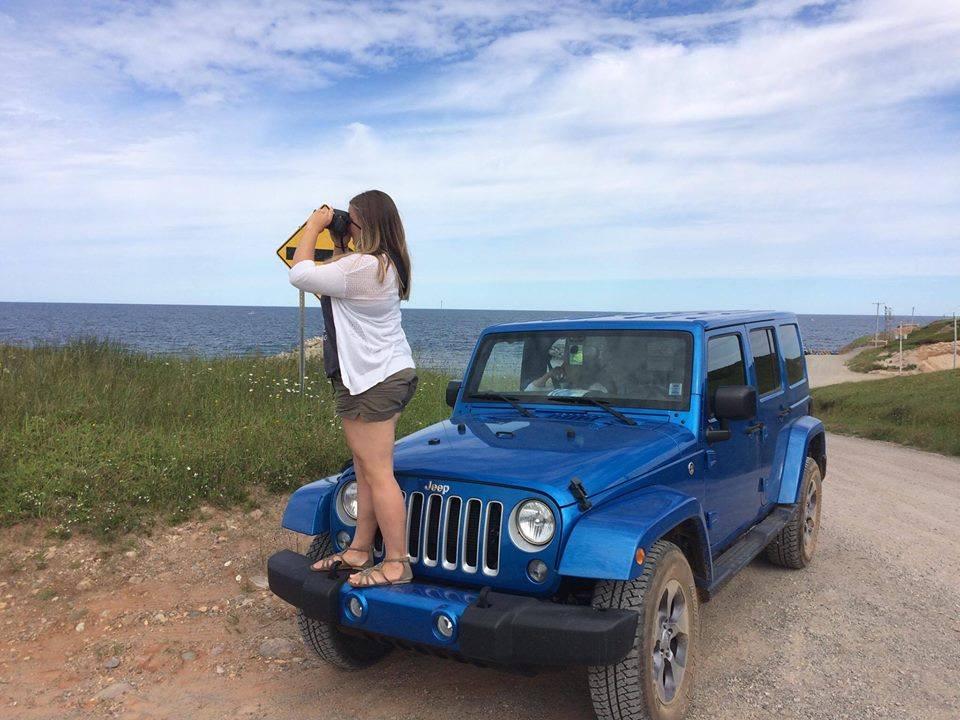 Jeep Wrangler Blaikies