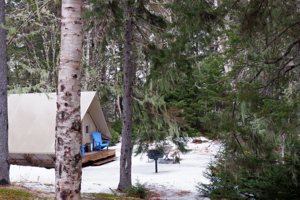 Fundy Glamping
