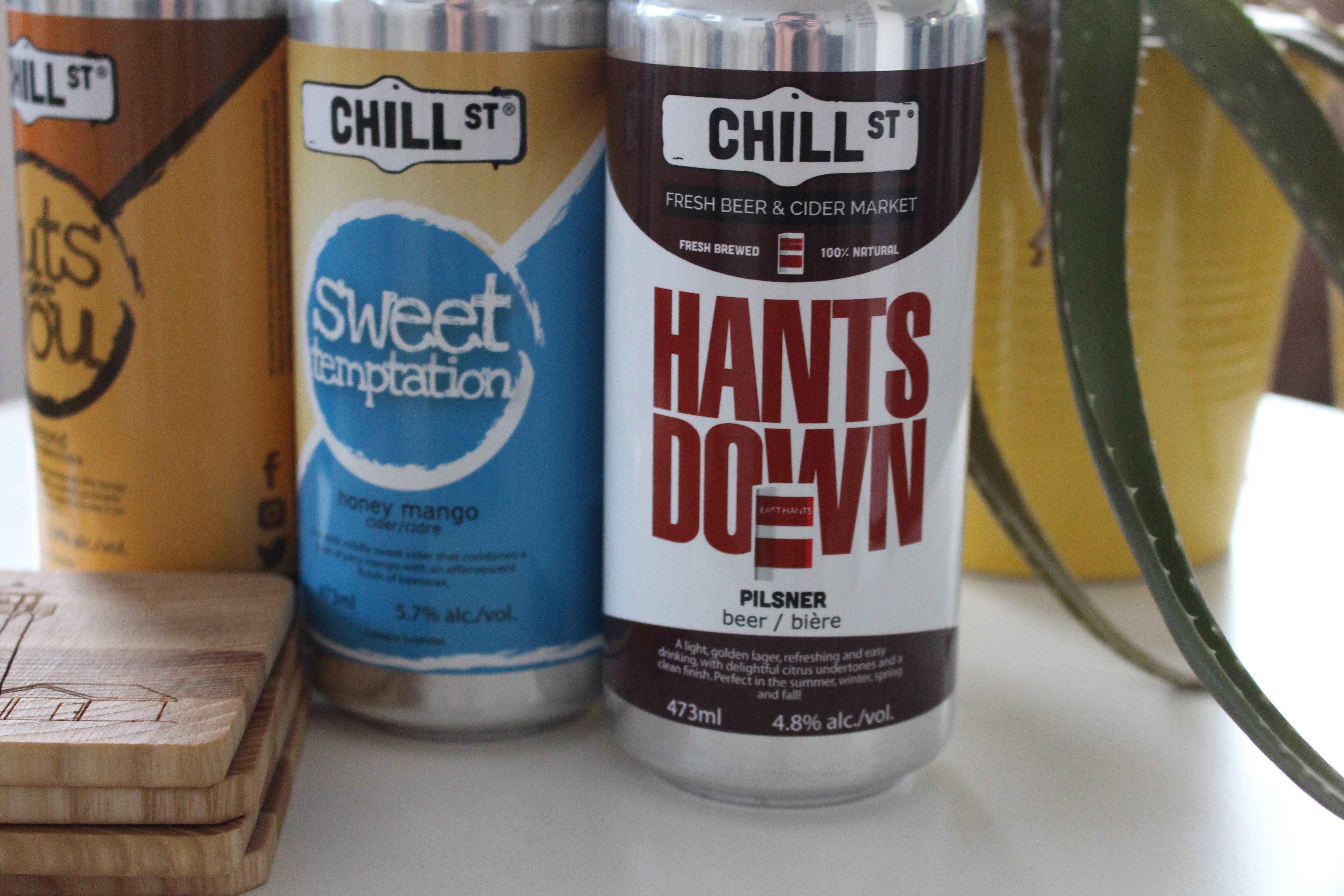 Chill Street Beer Market