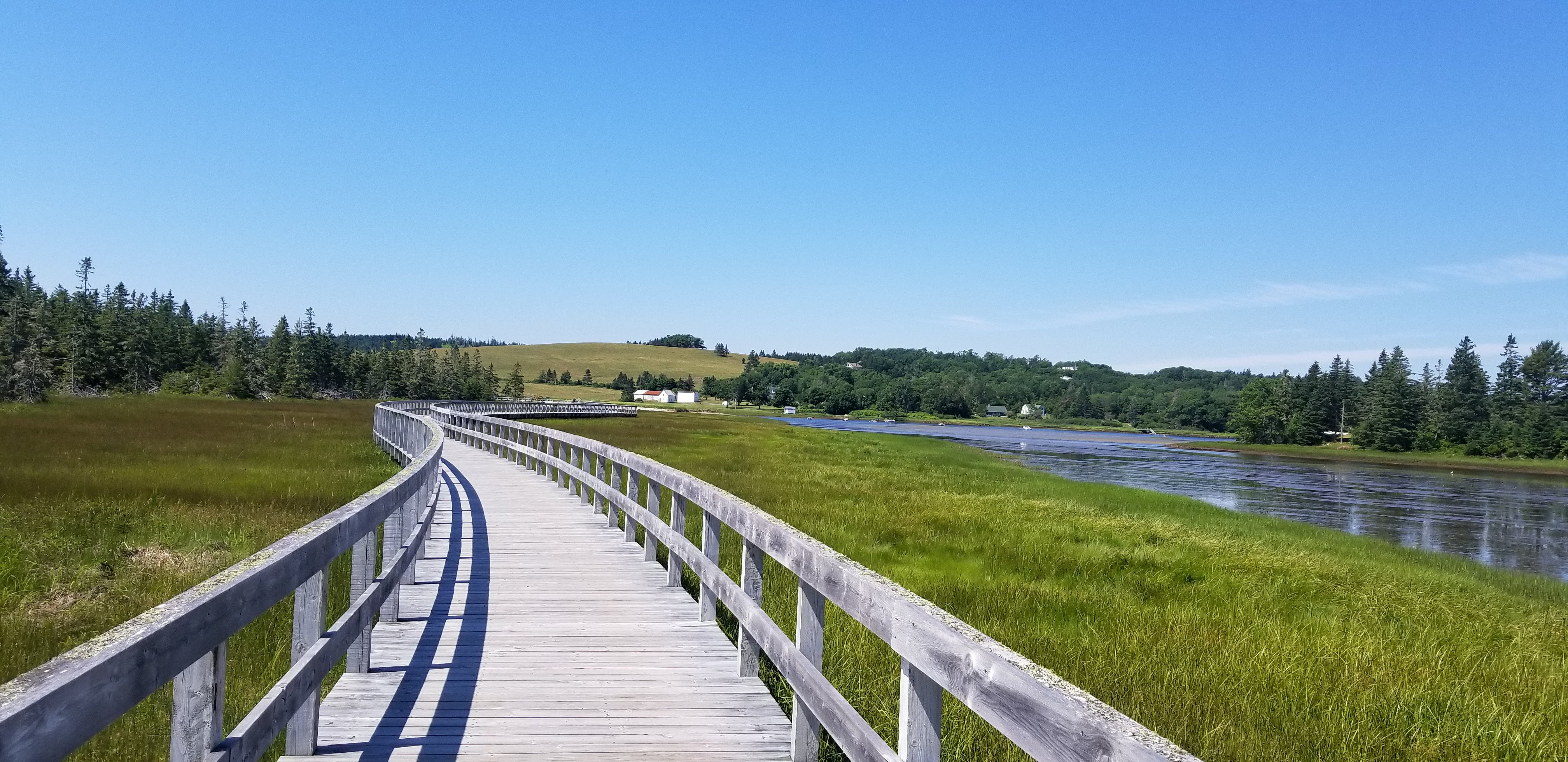 Rissers Beach Boardwalk