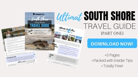 South Shore Nova Scotia Travel Guide