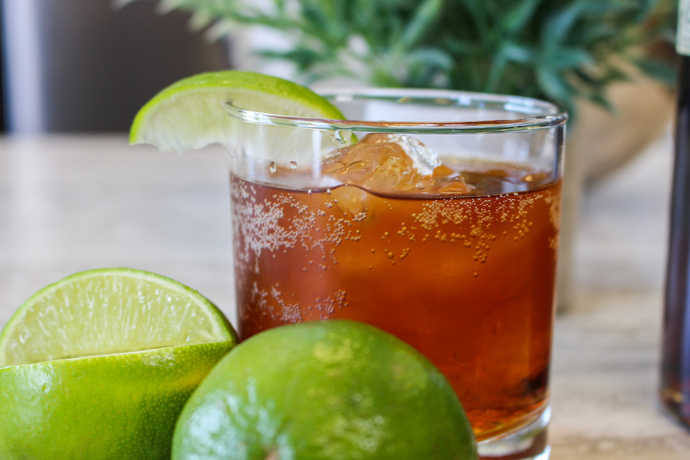 Dark 'N Stormy Recipe