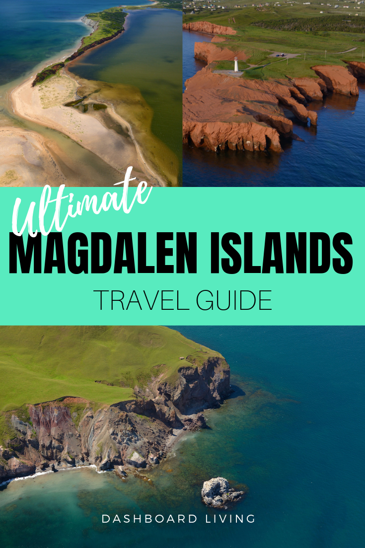 Ultimate Magdalen Islands Travel Guide