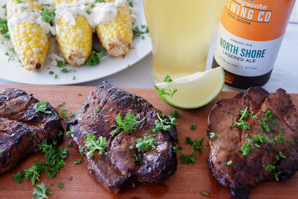 Mexican Grilled Pork