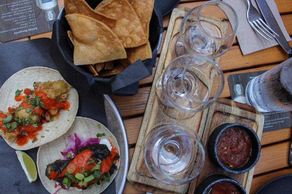 Antojo Tacos + Tequila