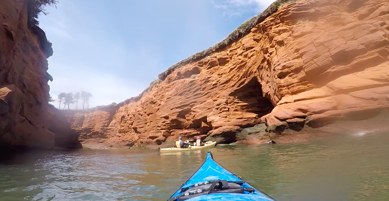 Magdalen Islands Kayaking