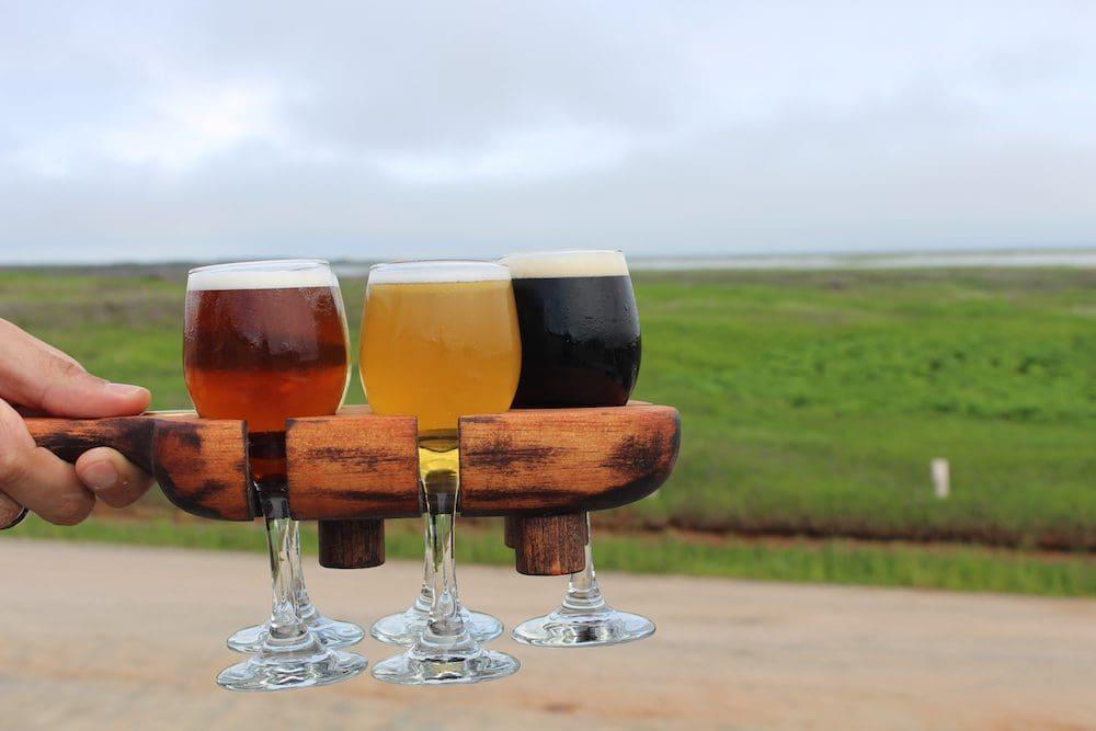 Magdalen Islands Beer