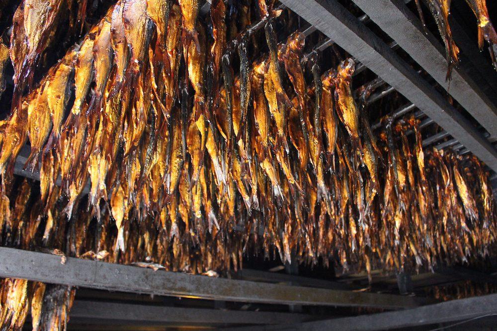 Magdalen Islands Food Trail herring