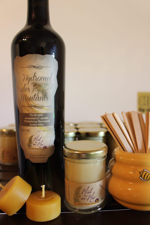 Magdalen Islands Food Trail honey