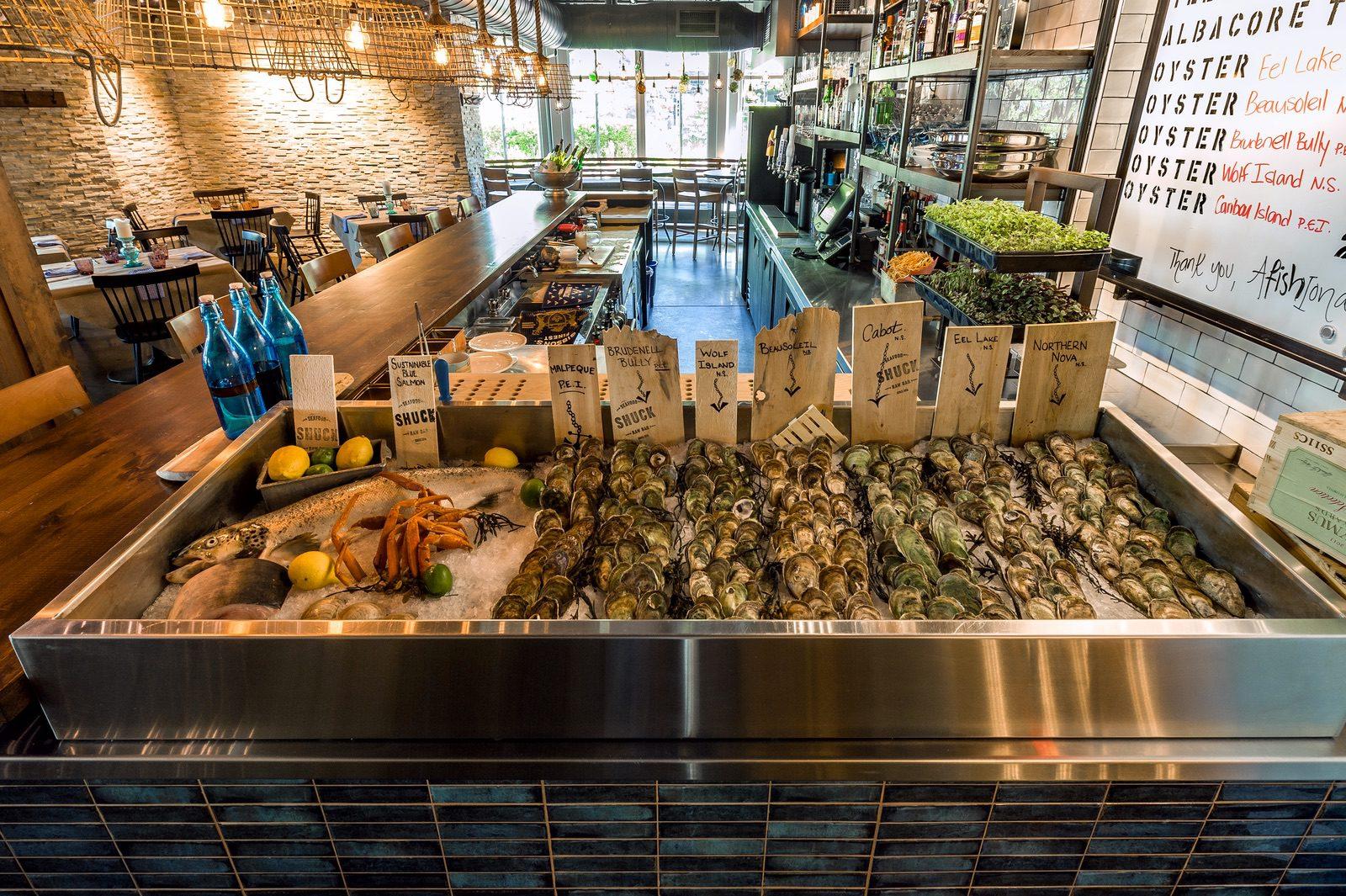 Shuck Seafood + Raw Bar
