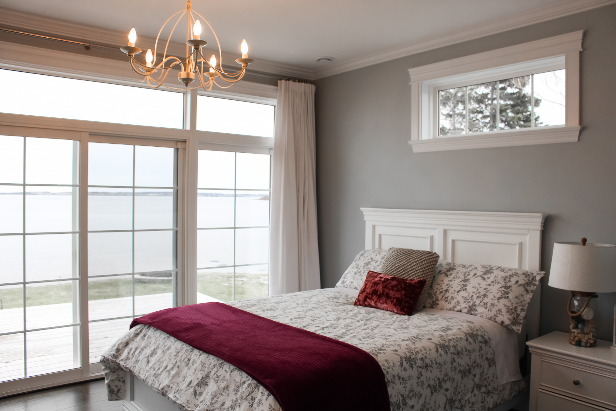 pugwash oceanfront cottage