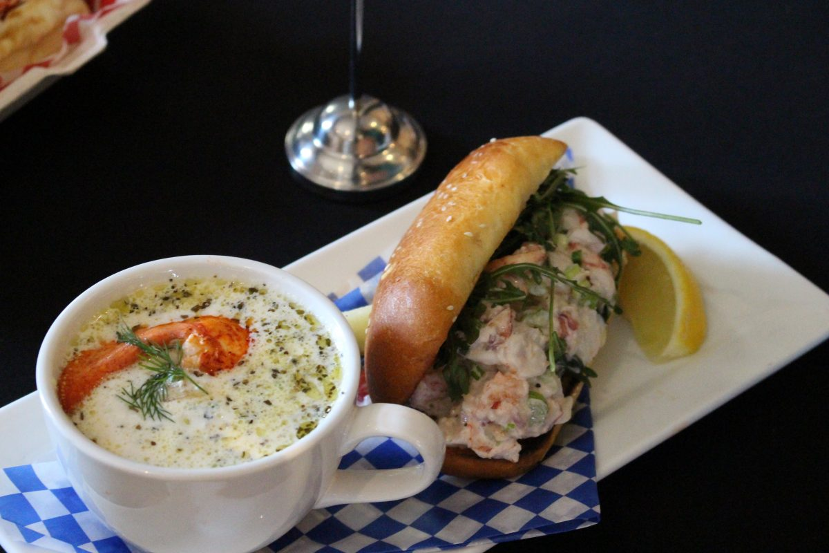 Nova Scotia Lobster Roll