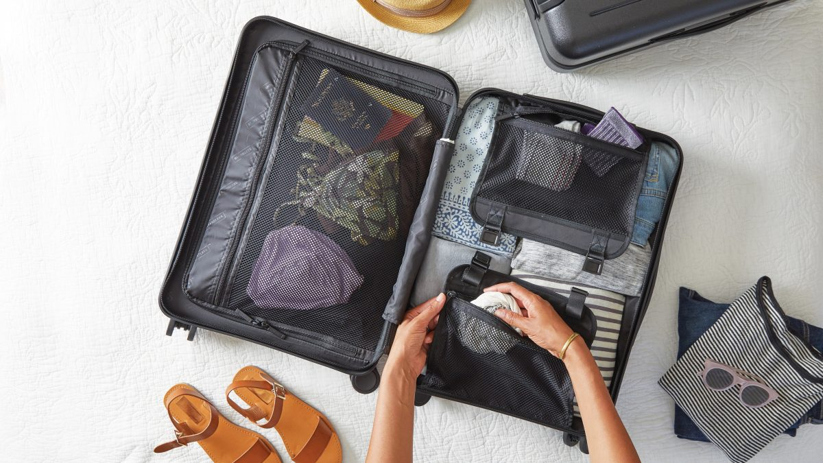 carry-on packing guide