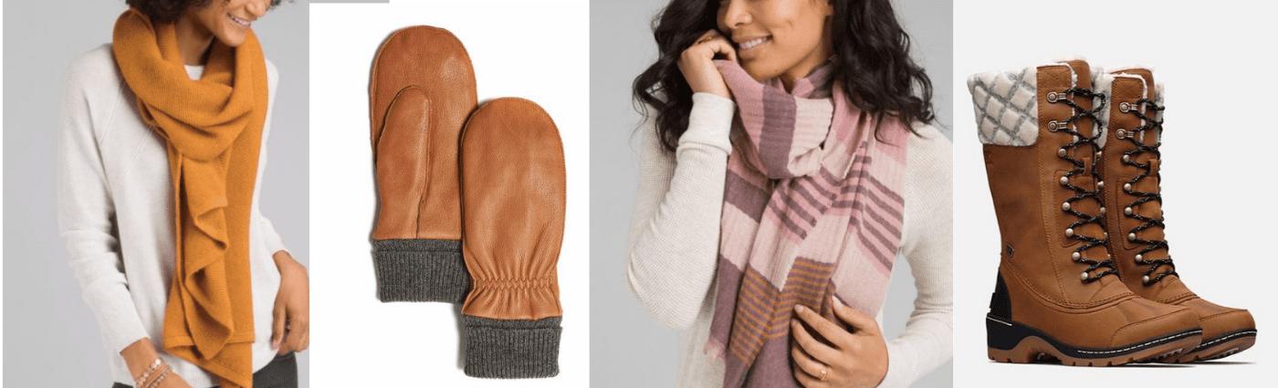 Winter Capsule Wardrobe Accessories