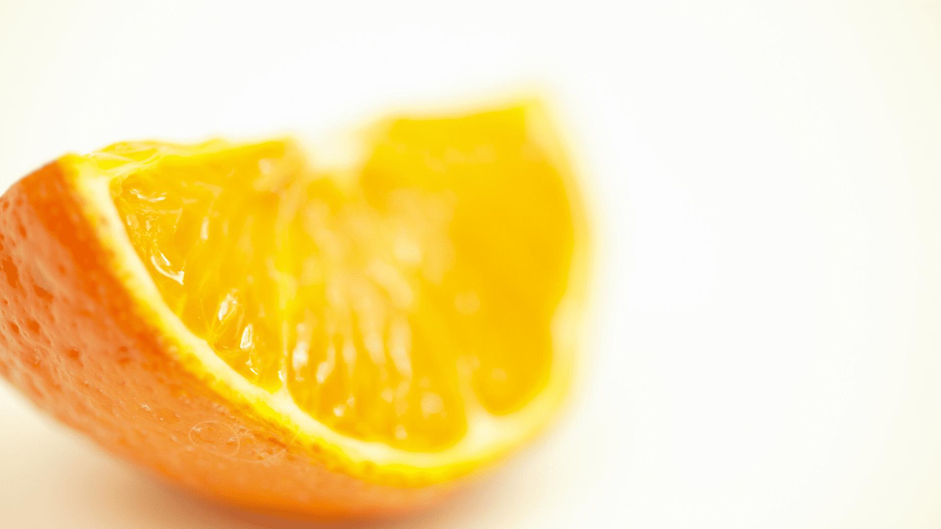 Orange Slice macro