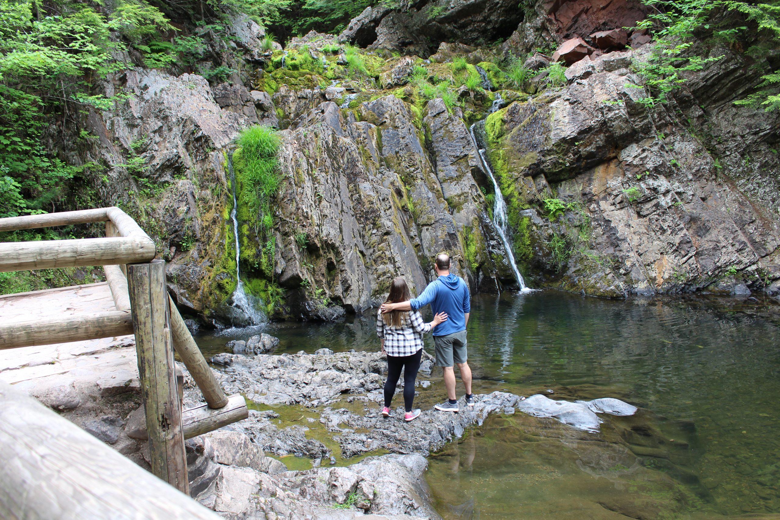 Victoria Park Falls Truro Nova Scotia