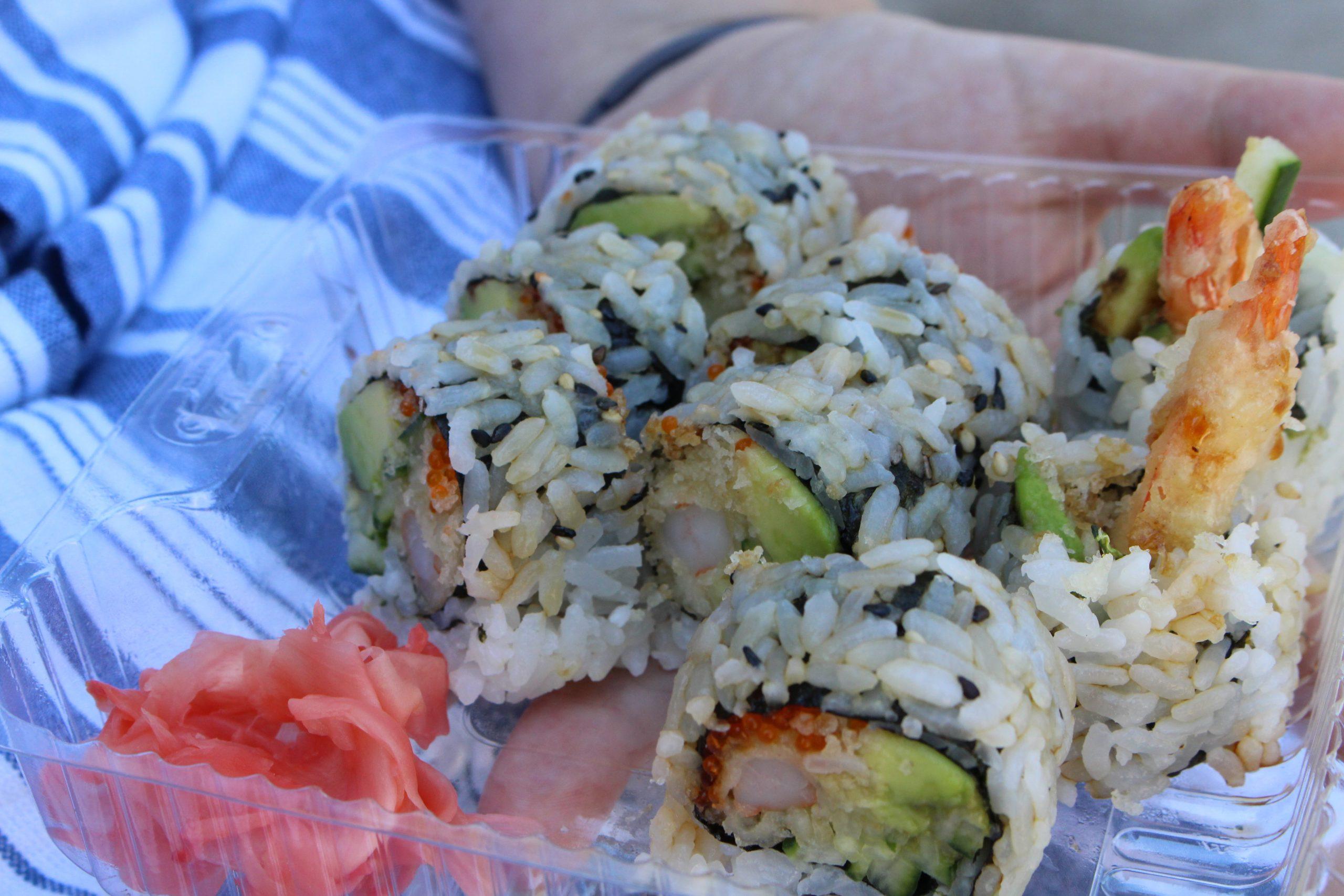 Sushi in Truro Nova Scotia