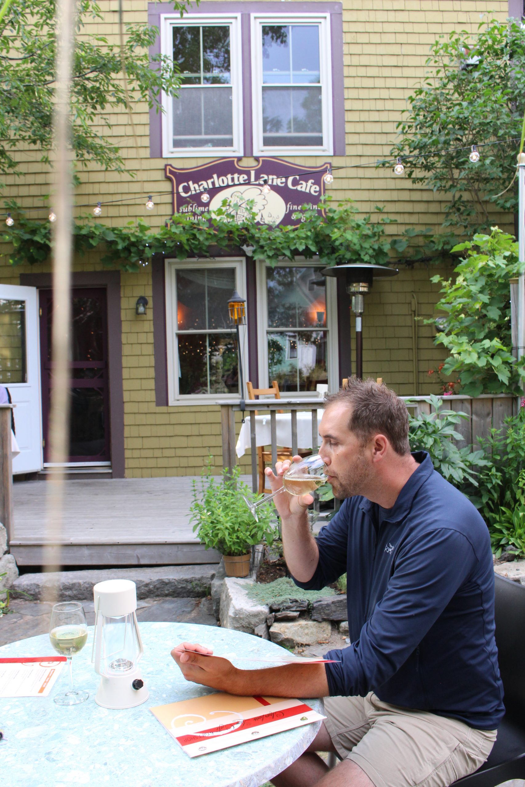 Charlotte Lane Cafe, Shelburne