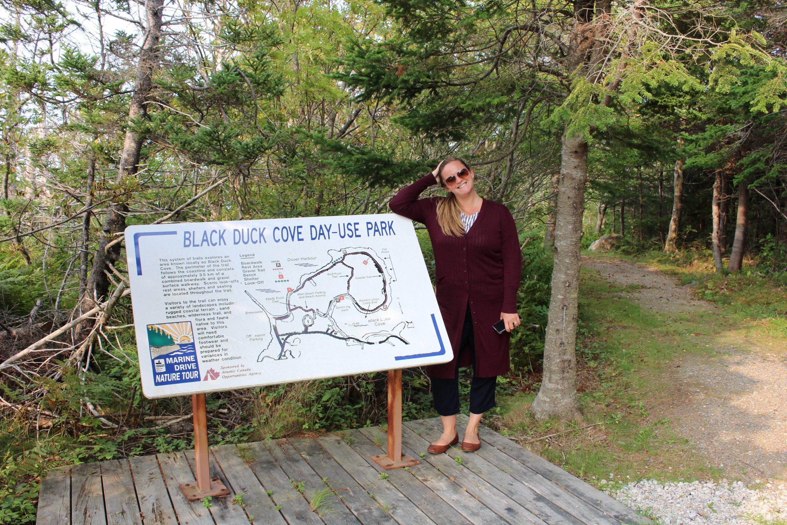 Black Duck Cove Hiking Trail