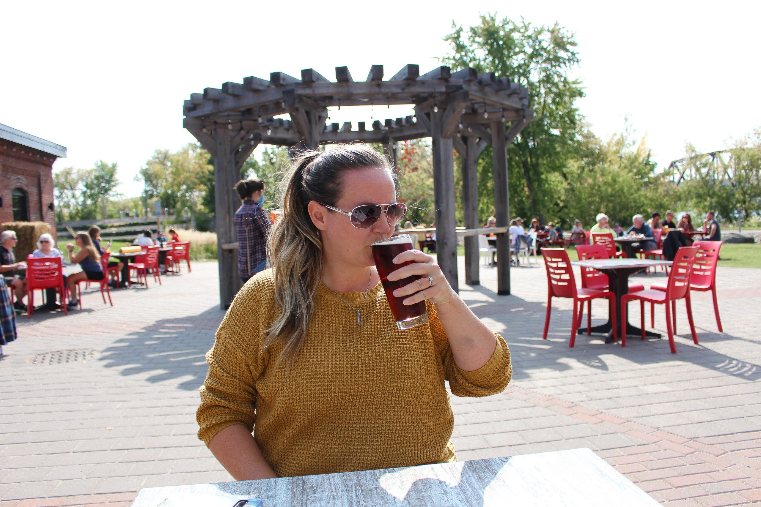 Fredericton Taproom Trail