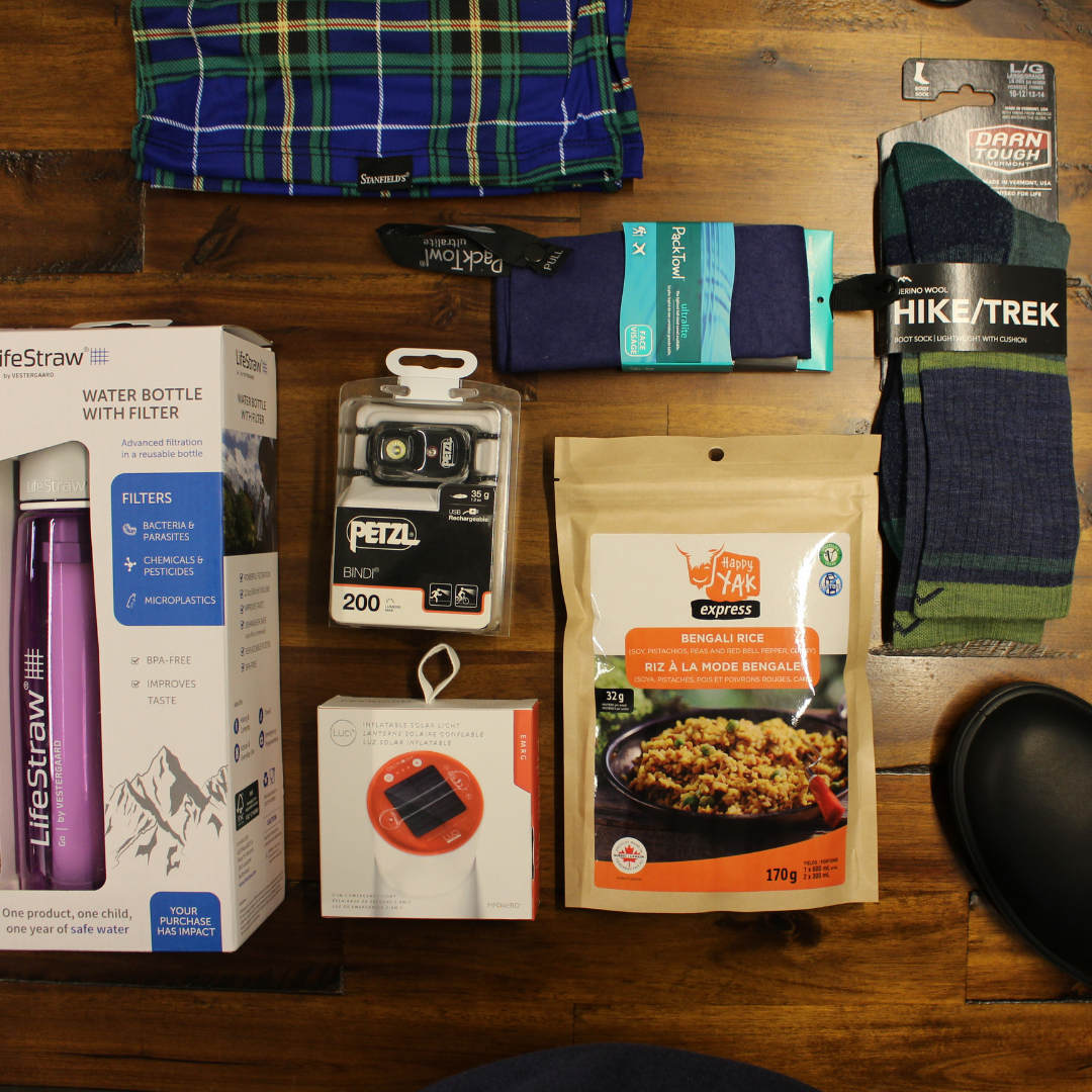 Hiking Gear Gift Guide