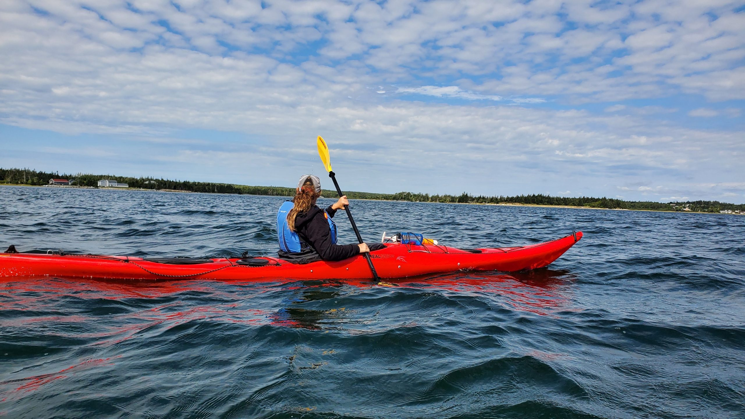 Barrington Nova Scotia Kayaking