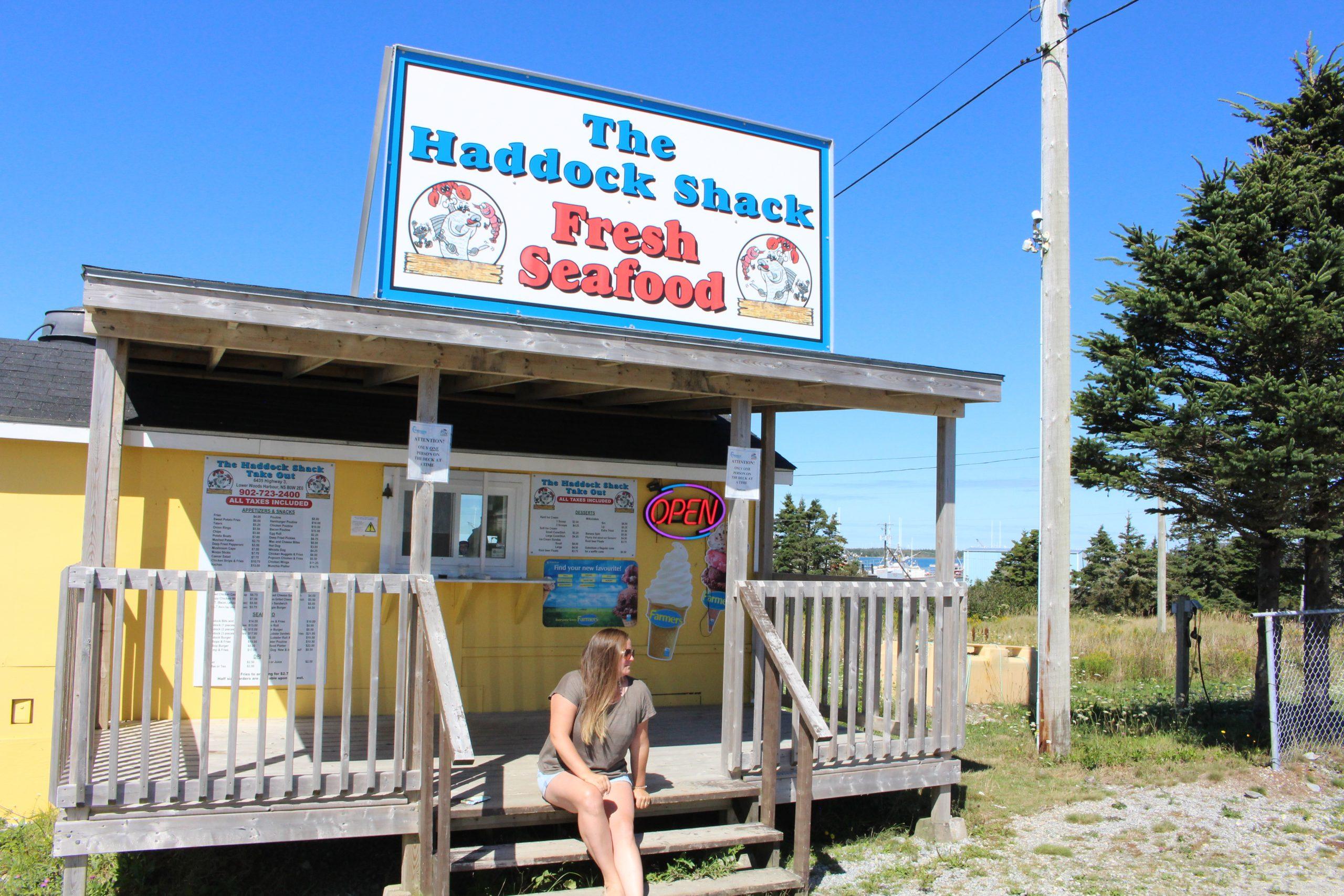 Haddock Shack Shelburne