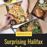 Halifax Takeout Options