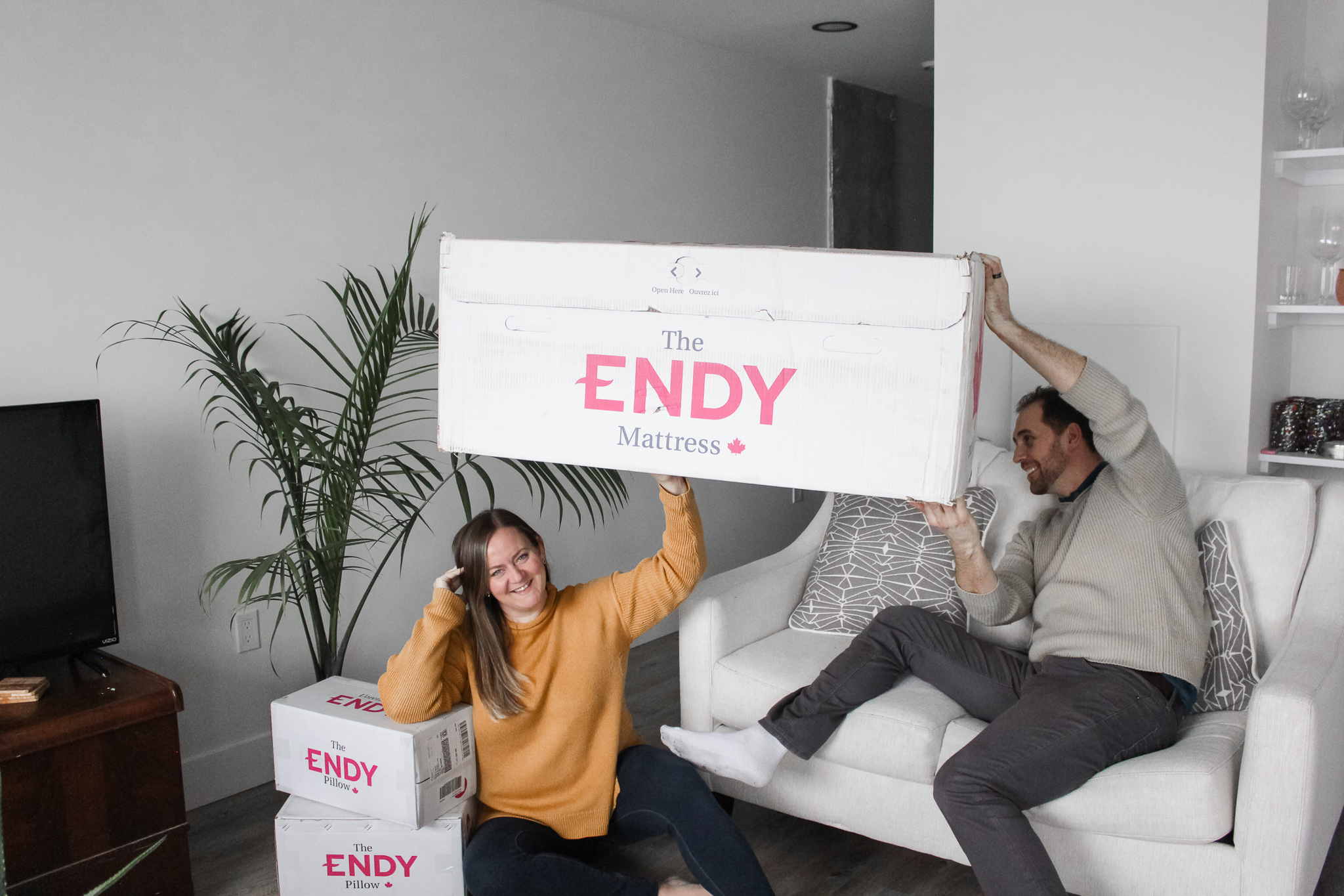 Endy 100 night sleep review