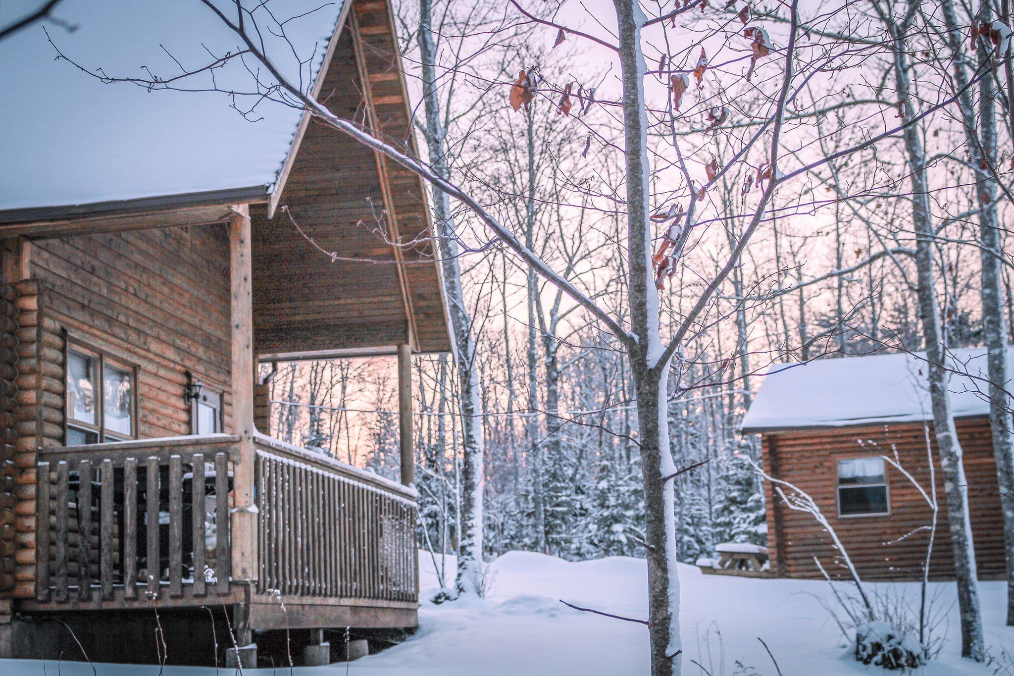 Winter Accommodations in Nova Scotia