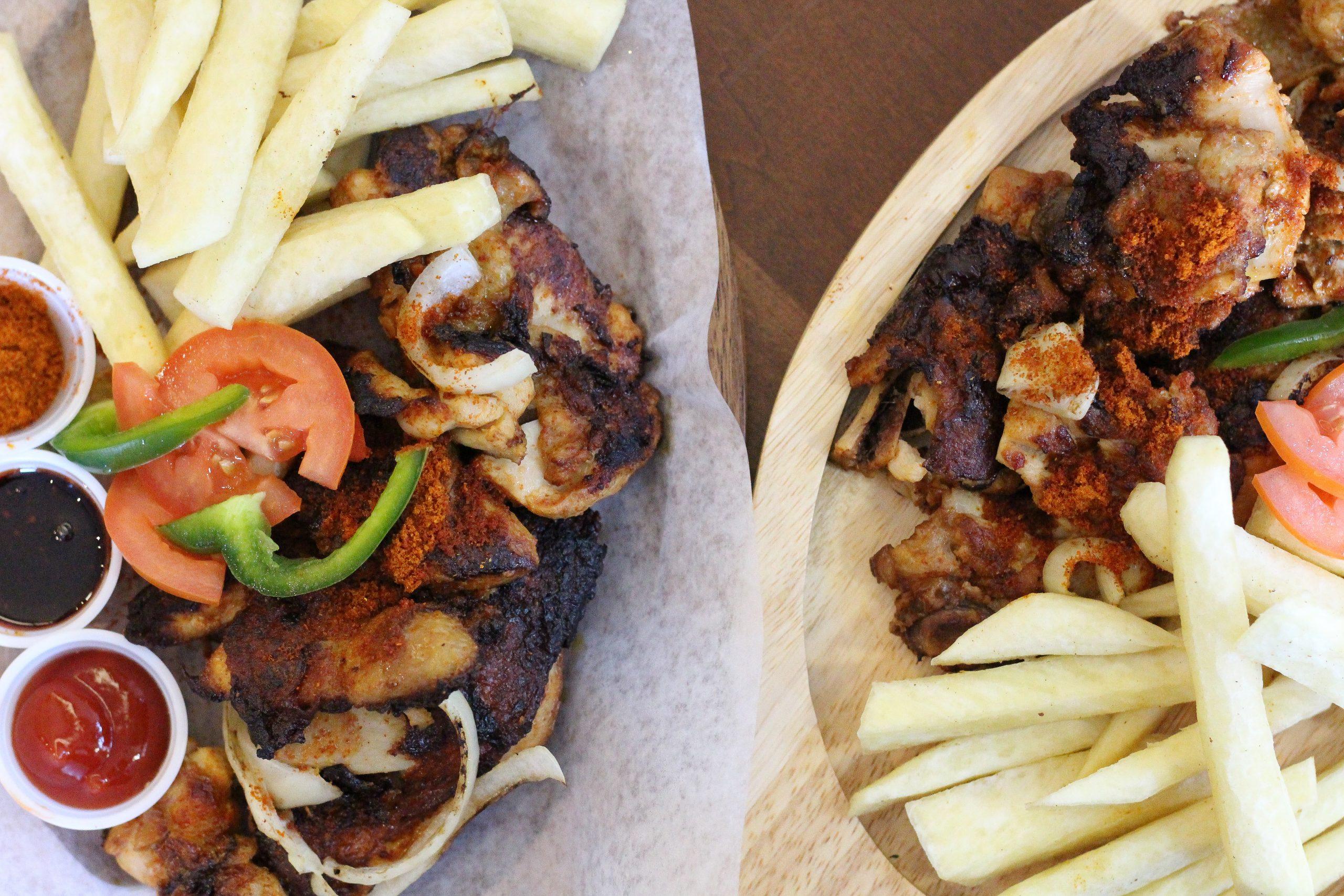 Mary's African Cuisine Halifax Restaurant