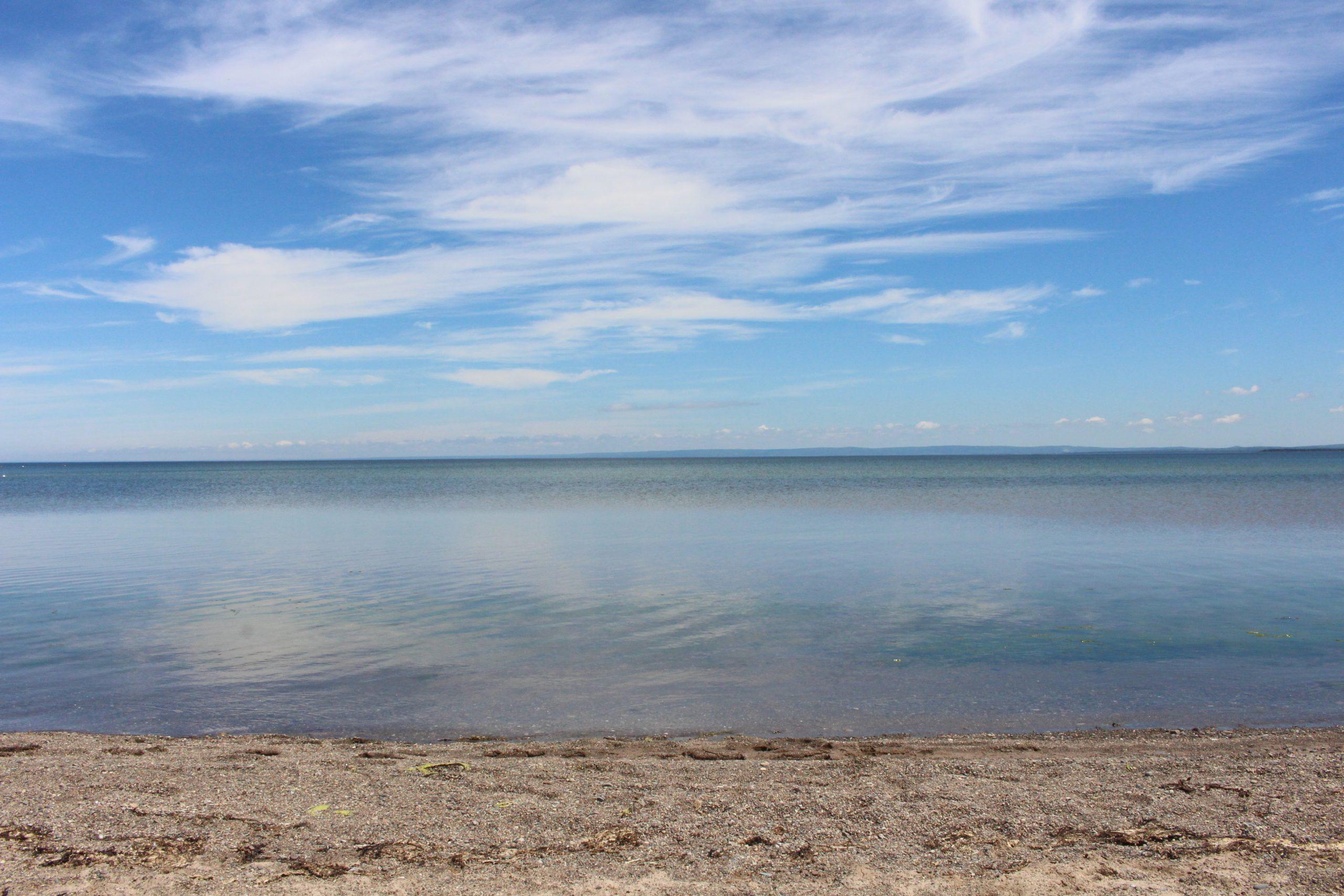 Bayfield Beach Nova Scotia