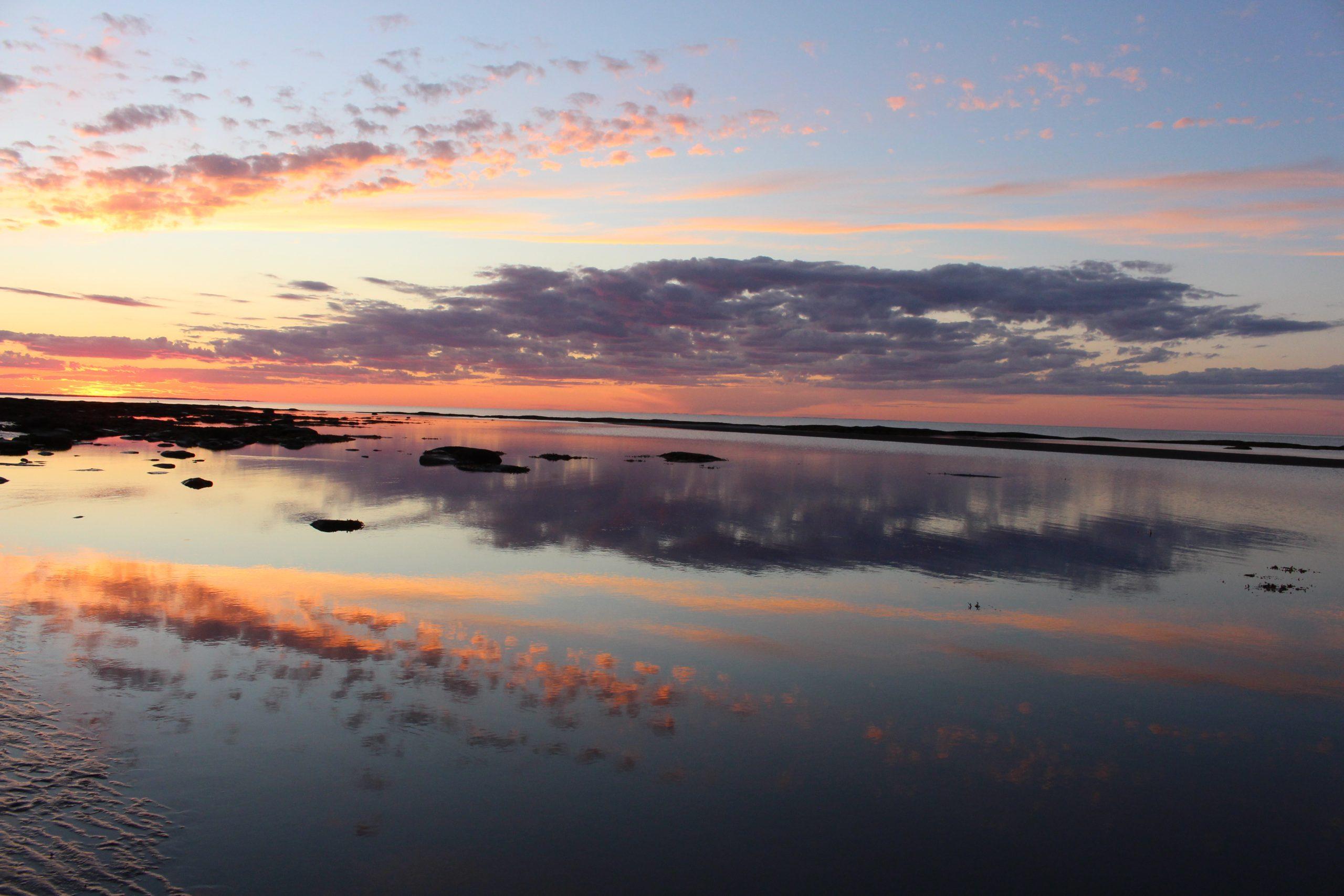 Heather Beach Nova Scotia