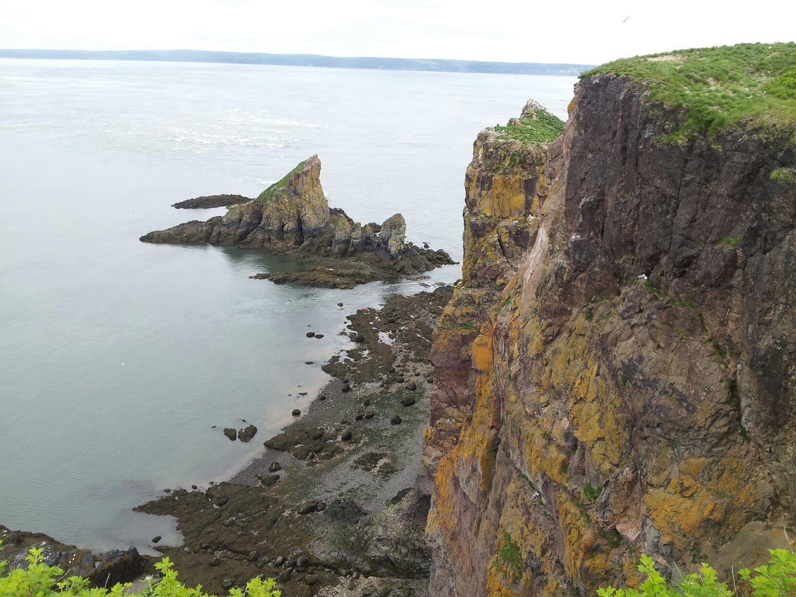 Cape Split Hiking Trail