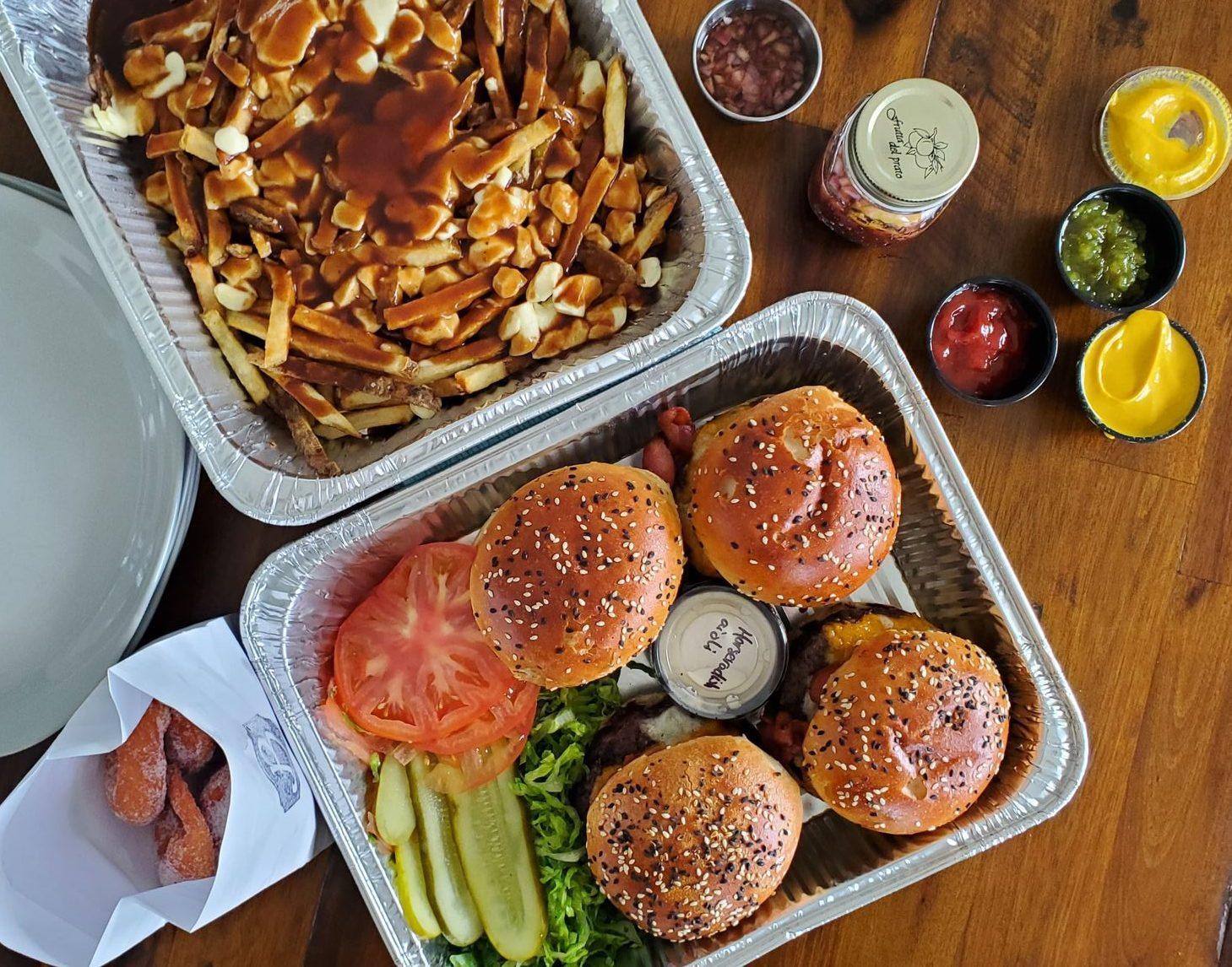 Barrington Steakhouse Burgers & Poutine