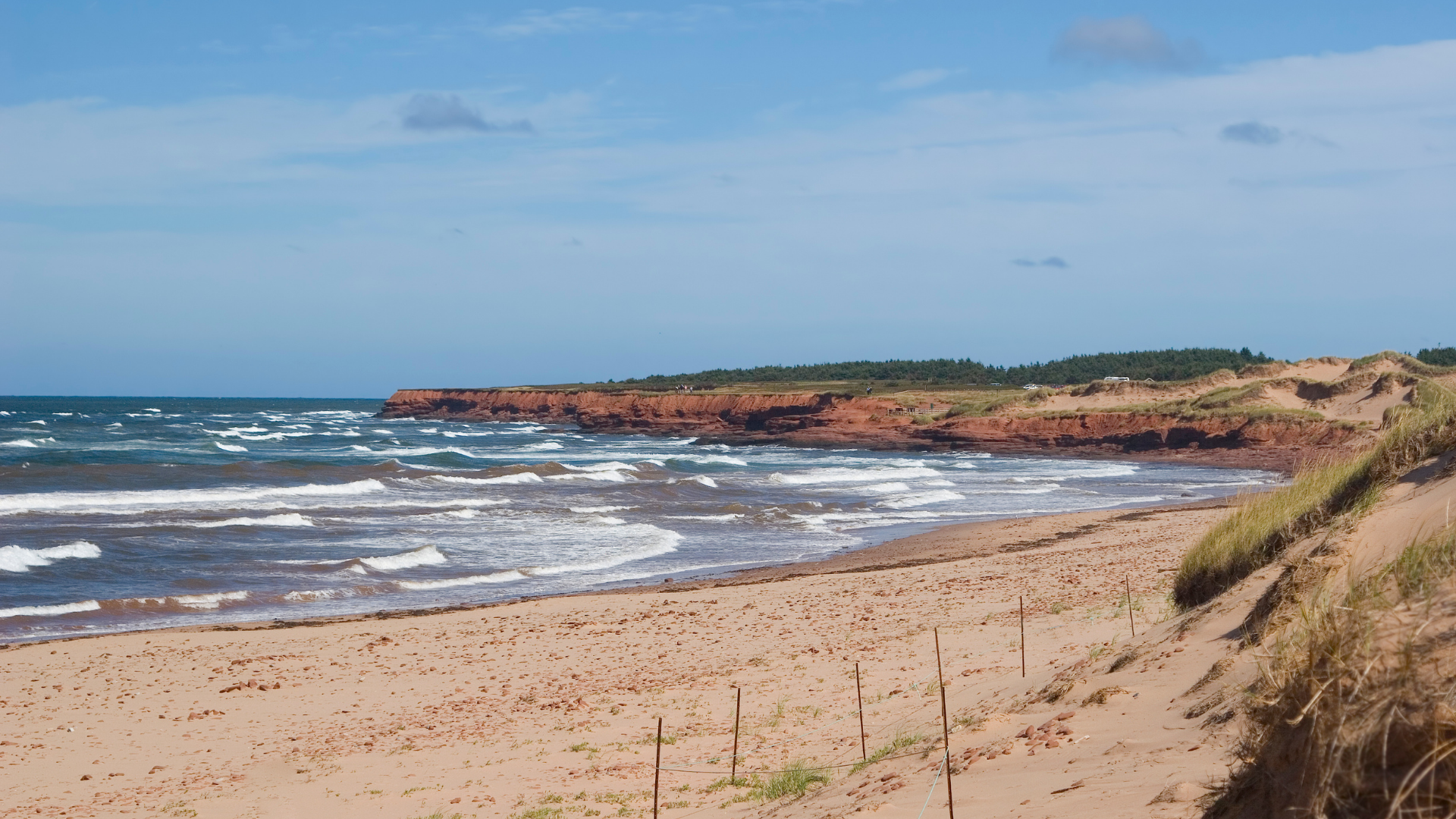 Cavendish Beach Best Beach Town in Atlantic Canada