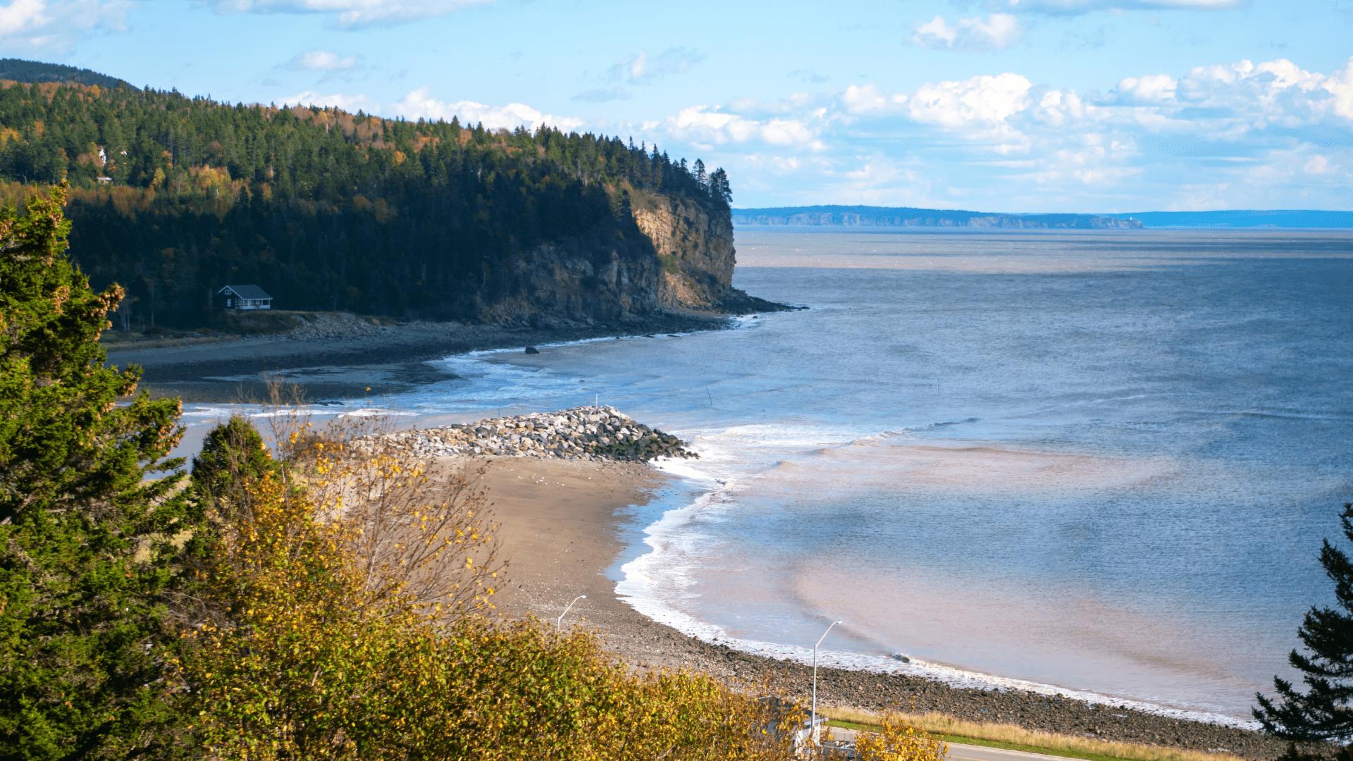 Alma Best Beach Towns in Atlantic Canada