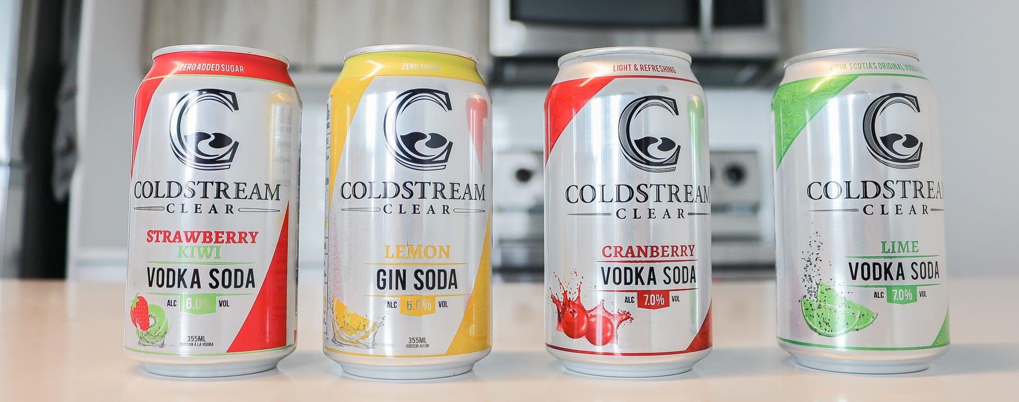 Coldstream Clear Vodka Soda