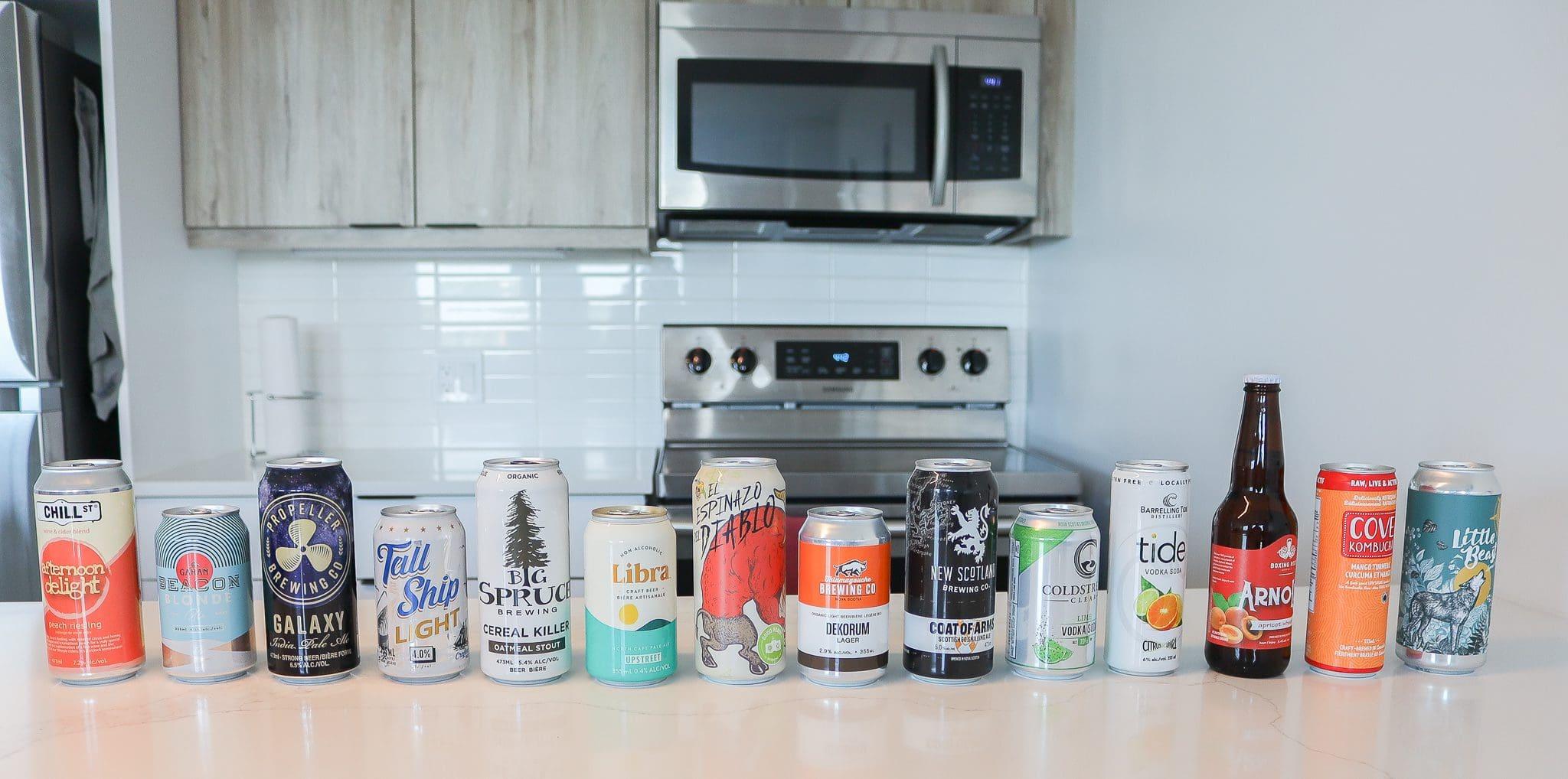 Best Craft Drinks in Atlantic Canada