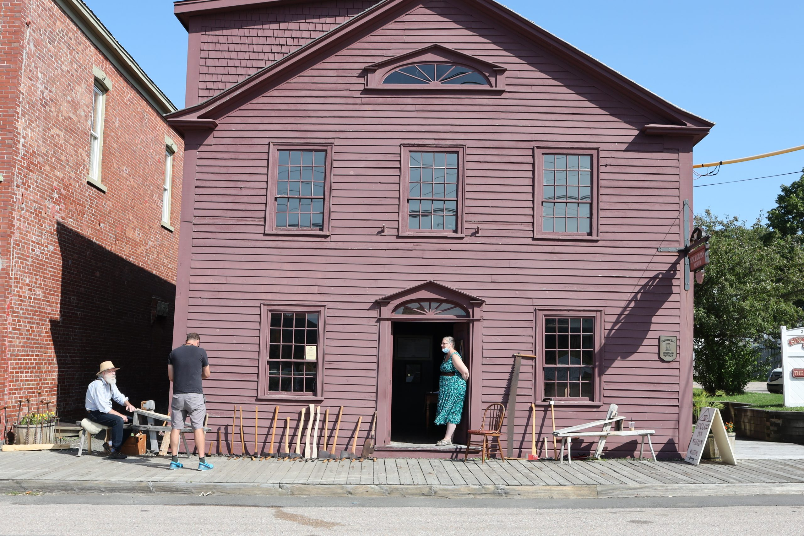 Sinclair Inn Museum Annapolis Royal