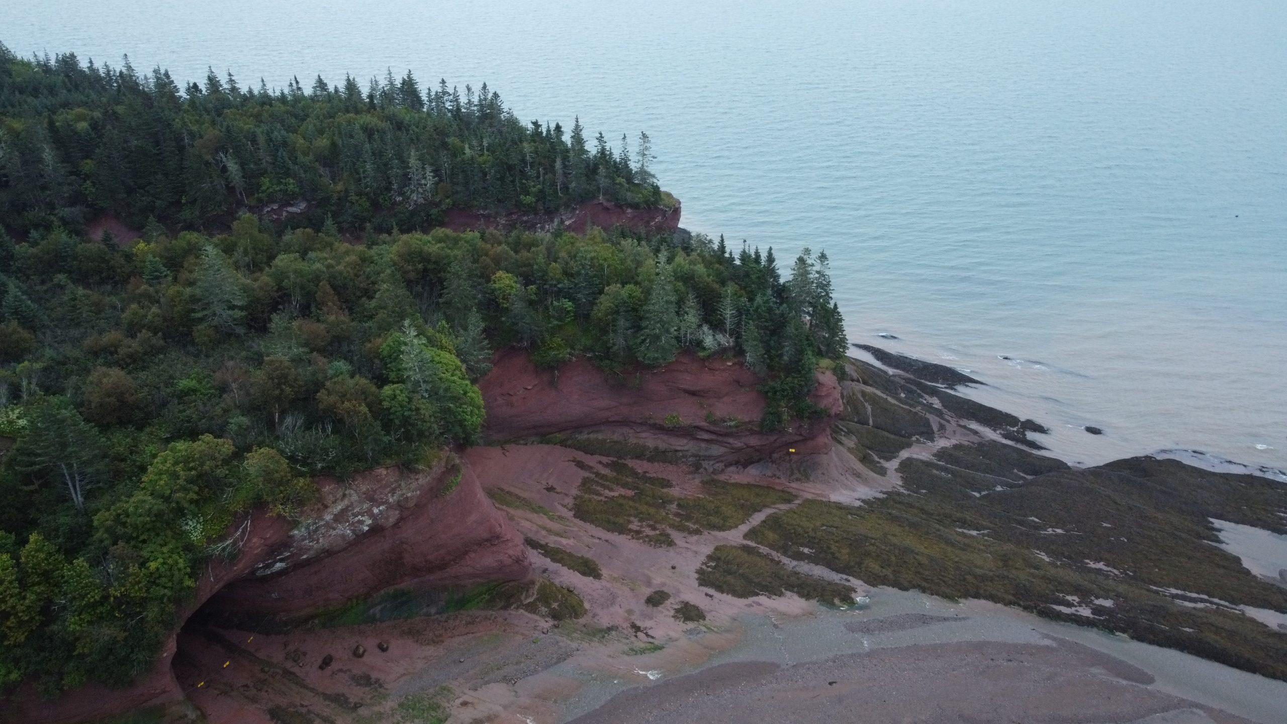 St Martins Sea Caves Things to do in Saint John New Brunswick